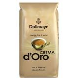 Dallmayr  Crema D'Oro (Даллмайер  Крема д.Оро), кофе в зернах (1кг), кофе в офис, вакуумная упаковка (доставка кофе в офис)