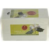 Чай зеленый с жасмином, пакетированный, 25 пак. х 2 г, Julius Meinl