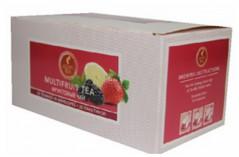 Чай фруктовый, пакетированный, 25 пак. х 2 г, Julius Meinl