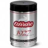 Кофе молотый Carraro Lattina 1927, 250 г, железная банка