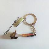 Брелок для ключей холдер цветной
