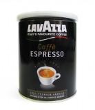 Lavazza Espresso (Лаваца Эспрессо), кофе молотый (250г), упаковка - жестяная банка, (купить lavazza)