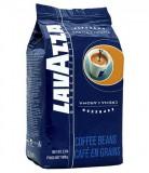 Lavazza Crema e Aroma (Лавацца Крема е Арома), кофе в зернах (1кг), вакуумная упаковка, пакет синего цвета, купить lavazza, доставка кофе в офис